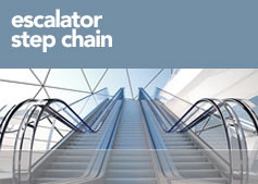 escalator step chain